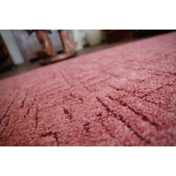 Passadeira carpete KASBAR 382 bordô