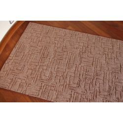Fitted carpet KASBAR 820 brown