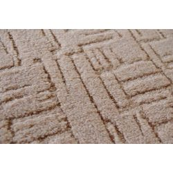 Fitted carpet KASBAR 106 cream
