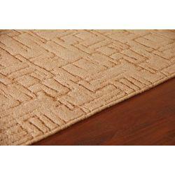 Passadeira carpete KASBAR 283 dourado