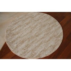 Carpet circle NEW WAVES cream