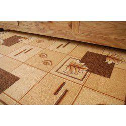 Wykładzina dywanowa POLKA 44 brąz