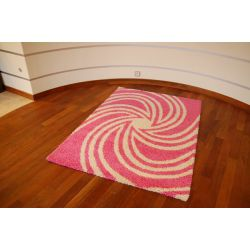Carpet JAZZY TWISTER fuchsia