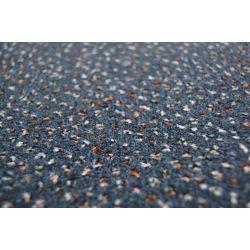 Ковролін WELUROWA TECHNO STAR 390 синій