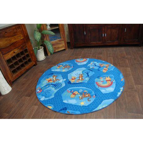 Teppich ring WINNIE WOODLAND blau