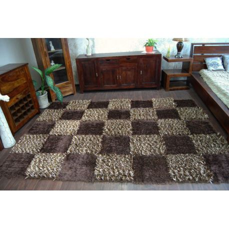Carpet SHAGGY MYSTERY 119 brown