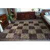 Teppich SHAGGY MYSTERY 0119 braun