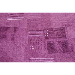 Fitted carpet VIVA 854 purple
