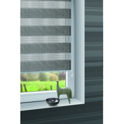 Roller blind ZEBRA 724 grey