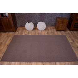 Carpet - Wall-to-wall AKTUA 144 brown
