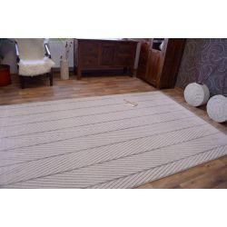 Teppich NATURAL VITA F beigefarben