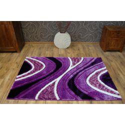 Teppich SHAGGY CARNAVAL 5569 lila