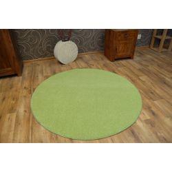 Carpet circle LAS VEGAS green