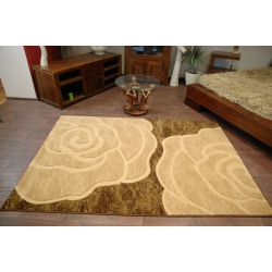 Carpet FUNNY design 7674 dark brown