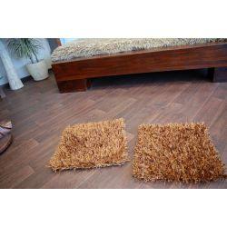 Carpet SHAGGY AL MANO 40x40cm DO IT YOURSELF brown