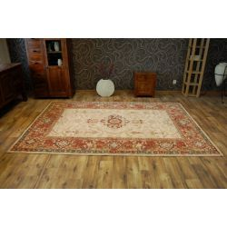 Carpet POLONIA BAHRAM bright ruby
