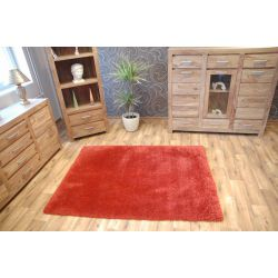 Carpet acrylic TERRY red