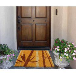 Coconut rohožka 40x60 cm oranžový
