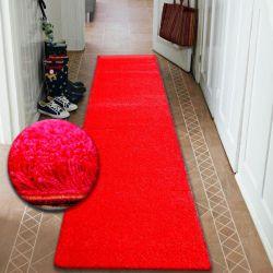PASSATOIA SHAGGY 5cm rosso