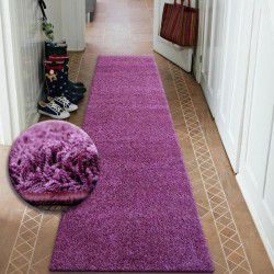 Béhoun SHAGGY 5cm fialový
