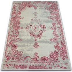Teppich VINTAGE Rosette 22206/062 rosa