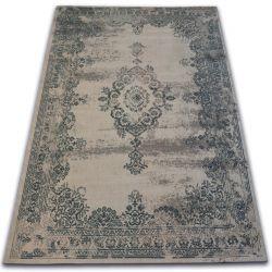 Teppich VINTAGE Rosette 22206/085 grau
