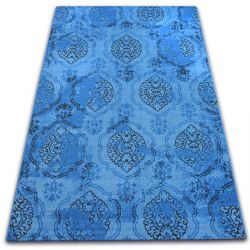 Dywan Vintage 22213/473 niebieski klasyczny