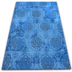 Tappeto Vintage 22213/473 blu classico