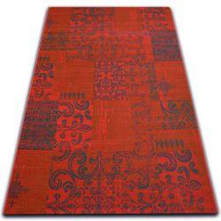 Koberec VINTAGE 22215/021 červený slátanina