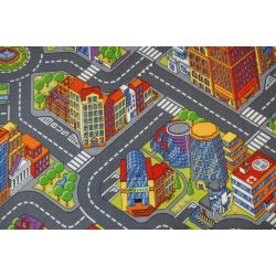 Carpet STREETS BIG CITY