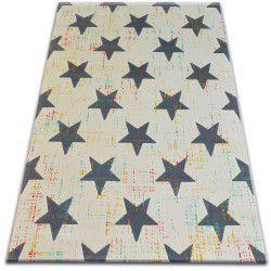 Килим SCANDI 18209/063 - зірки
