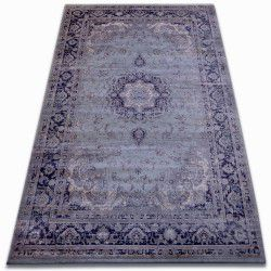 Carpet heat-set Jasmin 8676 green