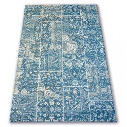 Carpet ACRYLIC DENIZ 7483 Mavi