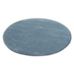 Koberec kruh SHAGGY MICRO šedá