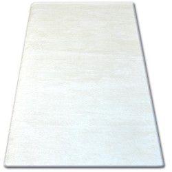 Tappeto SHAGGY MICRO bianco