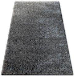 Shaggy narin szőnyeg P901 szürke