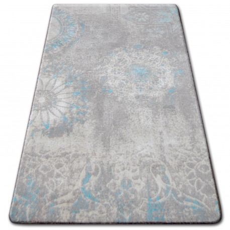 Carpet ACRYLIC PATARA 0129 L.Sand/Turquise