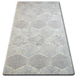 Carpet ACRYLIC PATARA 0241 Cream/Turquise