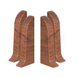 Baseboard End Caps PVC 2pcs. (L+R) SMART 133