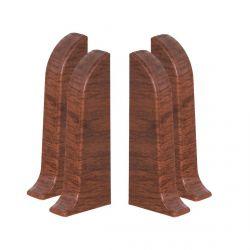 Baseboard End Caps PVC 2pcs. (L+R) SMART 135