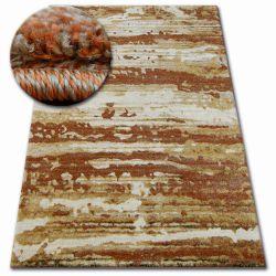 Teppich SHADOW 9368 Gold / rost
