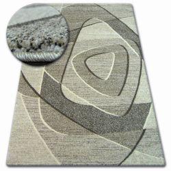 Shadow szőnyeg 8594 krém / sötét Bézs