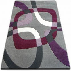 Teppich FOCUS - F242 grau Quadrat Viereck