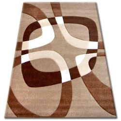 Pilly szőnyeg H203-8405 - arany/barna