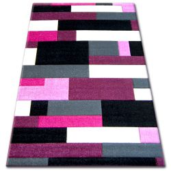 Carpet PILLY H201-8403 - black/purple