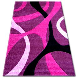 Carpet PILLY 7848 - purple/fuchsia