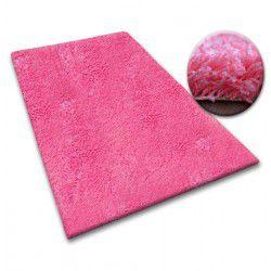 Tappeto Moquette SHAGGY 5cm rosa