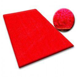 Ковролін SHAGGY 5 см червоний