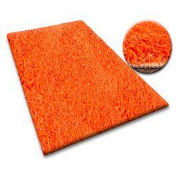 Ковролін SHAGGY 5 см помаранчевий