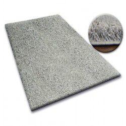 Passadeira SHAGGY 5cm cinzento